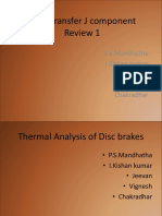Heat Transfer J Component