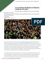 ART_Dos 513 Deputados Na Câmara Do Brasil Só 36 Foram Eleitos Com Votos Próprios_EL PAIS_17Abr2016