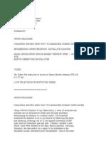 Official NASA Communication m00-082