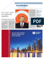 FT Special Report-Azerbaijan