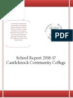 Castleknock CC School Report 2016-17 (1)