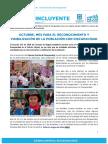 Boletín Informativo N7 Septiembre 2017