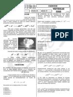 Química - Pré-Vestibular Impacto - Exercícios Extras - Fissão e Fusão Nuclear