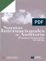 Normas Internacionales de Auditoria