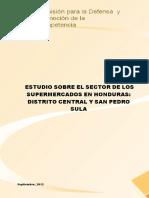 Sector Supermercado