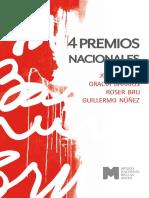 4 Premios Nacionales Catalogo Mnba