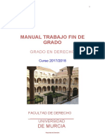 Manual Tfg Derecho 2017-18