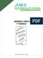 Guia Genero Lirico5to