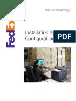 FedEx Ship Manager Server v 17.0.1 Installation and Configuration Guide