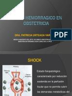 6. Caso Clinico (Grupo 3) - Shock Hemorragico