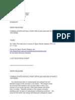 Official NASA Communication m00-083