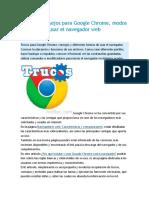 Trucos y Consejos Para Google Chrome