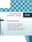 PMT Sifat Material
