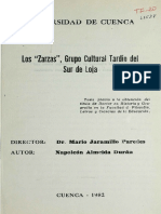 Los Zarzas