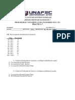 Practica 7 Probabilidad y Estadistica