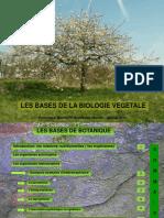 Bases de La Biologie Végétale Physiologie Et Méristèmes de Croissance 02