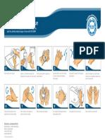Handwashing Poster A4