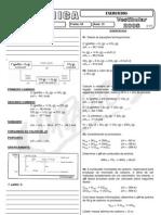 Química - Pré-Vestibular Impacto - Exercícios Extras - Lei de Hess