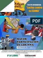 Boletin Lucha Contra La Esnna Año 1 n 2 Marzo 2014