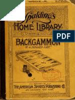 Backgammon 00 Cady