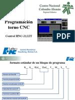 Manual Torno HNC-21T
