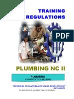 TR Plumbing NC II