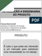 (20160823025046)Aula 1 - Introdução a Engenharia Do Produto