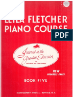 Leila Fletcher Five Book