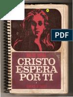 Cristo Espera Por Ti-Waldo Vieira (Balzac)