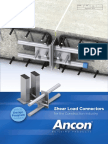 Shear Load Connectors September 2016