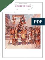 Album Del Imperio Incaico