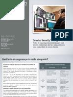 Conviso Security Testing - Data Sheet PT