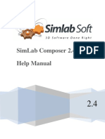 Help Animation Simlab