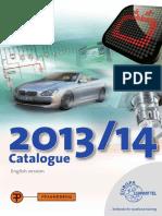 Englischer Katalog 2013 14