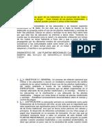 IDENTIFICACION DEL PROBLEMA La Razón Para Implantar Proyectos Encaminados a Lograr Un Saneamiento Ambiental