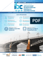 2018 Advanced Automotive Battery Conference Europe Brochure