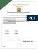 Municipalidad Provincial de Satipo