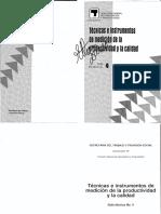 PDF-Publicaciones Completas(Productividad)-18 Tecnicas e Instrumentos de Medicion de Calidad-product