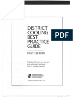 District Cooling Best Practice Guide First Edition