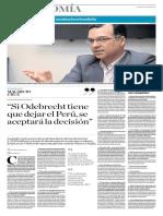El futuro de las operaciones de Odebrecht tras el escándalo de corrupción