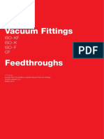 Oerlikon Leybold Vacuum Catalog 2010 Fittings and Flanges