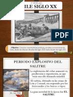 CLASE N°1 CHILE SIGLO XIX - XX