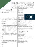 Química - Pré-Vestibular Impacto - Exercícios Extras - Oxi-Redução 2