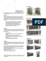 DC Series Cabinets