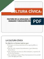 Cultura Cívica