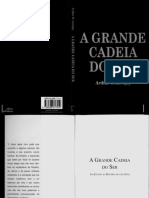 A Grande Cadeia do Ser - Arthur O. Lovejoy.pdf