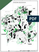 Plano plan sectorial eolico galicia