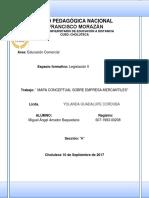 Mapa Conceptual Empresas mercantiles.docx
