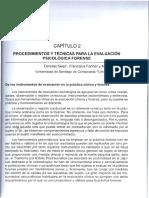 Procedimiento y Tecnicas Para La Evaluacion Forense