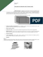 Instrucciones Para La Creación de Un Horno Solar